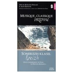 Musique classique bretonne Mikael Bodlore-Penlaez et Aldo Ripoche avec CD