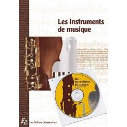 Les instruments de musique Boulestreau avec CD