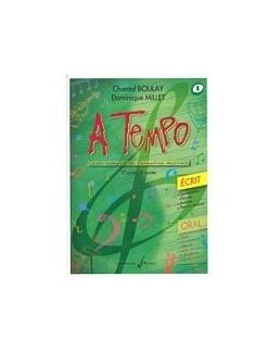 A tempo BOULAY MILLET vol 8 écrit