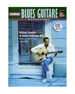 Blues guitare acoustique MANZI intermédiaire