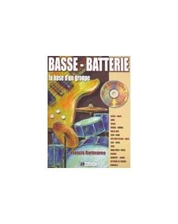 Basse batterie DARIZCUREN avec CD