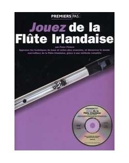 Jouez de la flûte irlandaise avec CD