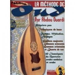 Méthode de Oud Abdou Ouardi avec CD