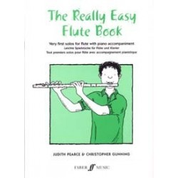 Really easy flute book