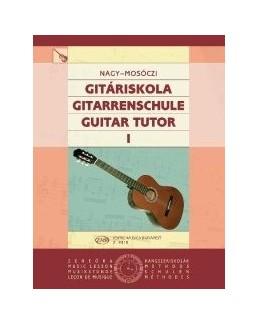 Guitar tutor vol 1 Nagy Mosoczi