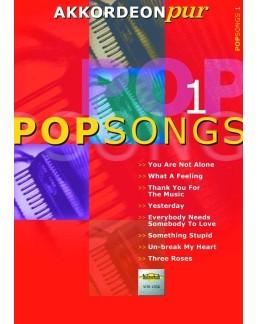 Akkordeon pur pop songs 1