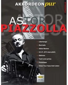Akkordeon pur Astor Piazzolla 1