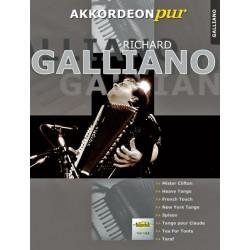 Akkordeon pur Richard Galliano