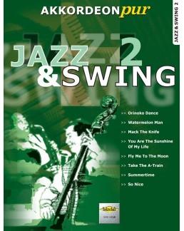 Akkordeon pur jazz & swing 2