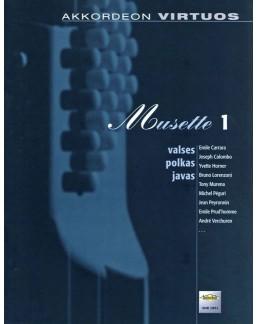 Akkordeon virtuos musette 1