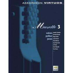 Akkordeon virtuos musette 3