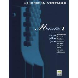Akkordeon virtuos musette 2