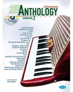 Anthology Accordeon vol 2