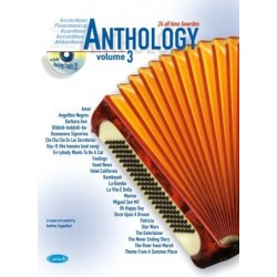 Anthology Accordeon vol 3