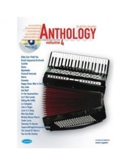 Anthology Accordeon vol 4