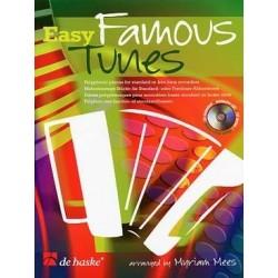 Easy famous tunes accordéon