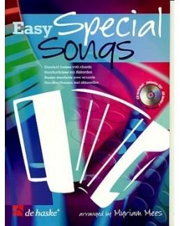 Easy special songs accordéon