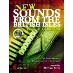 New sounds from the british isles avec CD play-along