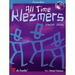 All time klezmers accordéon avec CD play-along