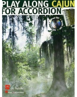 Play along cajun accordéon avec CD