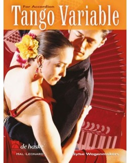 Tango variable accordéon avec CD play-along
