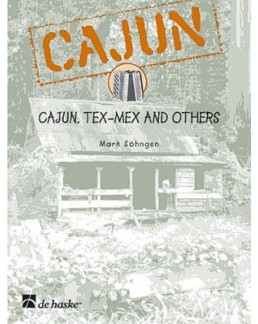 Cajun, tex-mex and others accordéon avec CD play-along