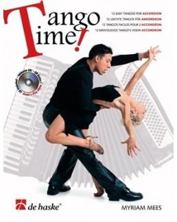 Tango time avec CD