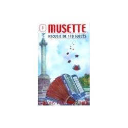 Succès musette (110) vol 1 accordéon