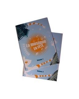 La musique en fête volume 2 Evelyne Roussel