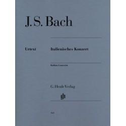 Concerto italien Bach