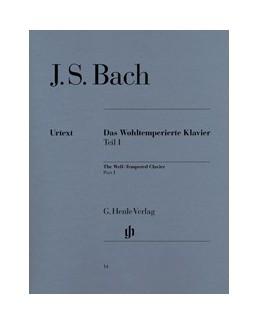 Le Clavier bien tempéré I BWV 846-869