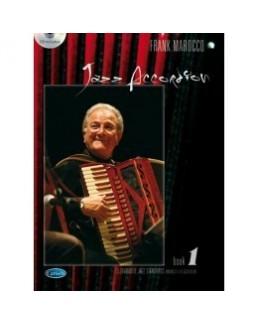Jazz accordeon vol 1 Marocco avec CD
