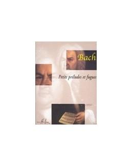 Petits préludes et fugues Bach