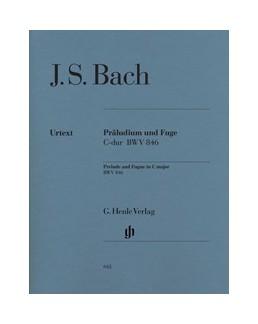 Prélude et fugue en do majeur BWV 846  Bach (clavier bien tempéré)