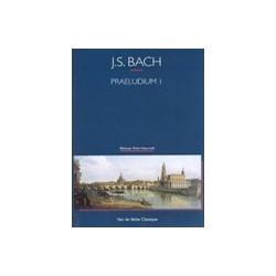 Prélude n° 1 BWV 846  Bach (clavier bien tempéré)