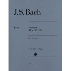 Toccatas BWV 910-916 Bach