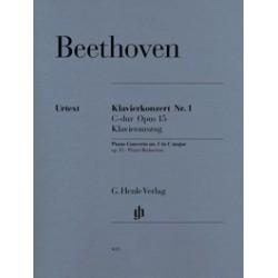 Concerto pour piano n° 1 en Ut majeur op. 15 Beethoven