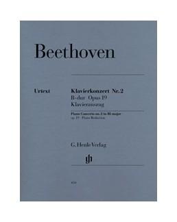Concerto pour piano n° 2 en Si bémol majeur op. 19 Beethoven