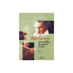 Lettre à Elise Beethoven