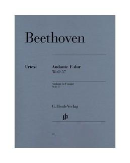 Andante en Fa majeur WoO 57 Beethoven