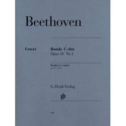 Rondo en Ut majeur op. 51 n° 1 Beethovent