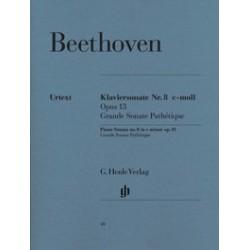 Sonate pour piano n° 8 en ut mineur op. 13 (Grande Sonate Pathétique) Beethoven