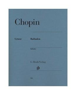 Ballades Chopin