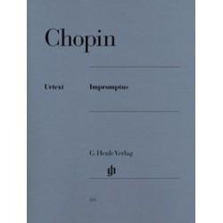 Impromptus Chopin