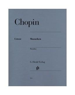 Mazurkas Chopin