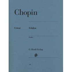 Etudes Chopin