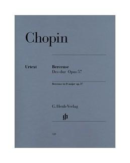 Berceuse en Ré bémol majeur op. 57 Chopin