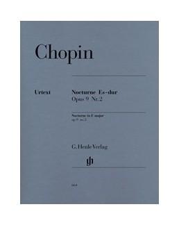 Nocturne en Mi bémol majeur op. 9 n° 2 Chopin