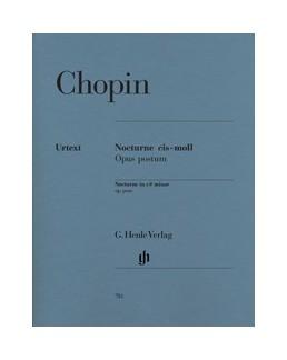 Nocturne en ut dièse mineur op. post. Chopin