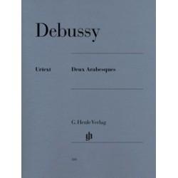 Deux Arabesques Debussy
